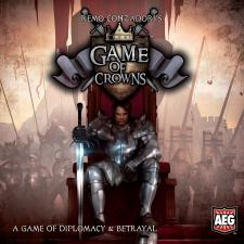 Game of Crowns Alderac Entertainment Group | Cardboard Memories Inc.