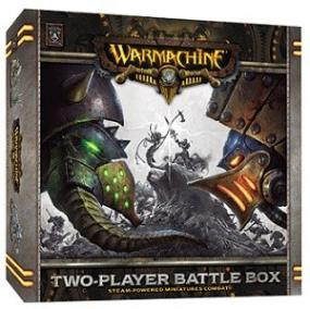 Warmachine - Two-Player Battle Box MK III - PIP 25002 Privateer Press | Cardboard Memories Inc.