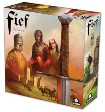 Fief France 1429 Board Game Asyncron Games | Cardboard Memories Inc.