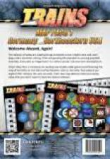 Trains Map Pack 1 - Germany, Northeastern USA Alderac Entertainment Group | Cardboard Memories Inc.