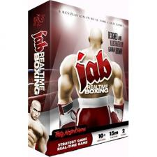 Jab - Realtime Boxing Tasty Minstrel Games | Cardboard Memories Inc.
