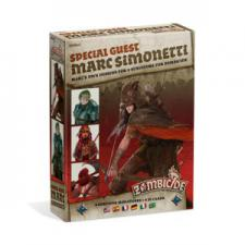 Zombicide - Special Guest Marc Simonetti Cool Mini or Not | Cardboard Memories Inc.