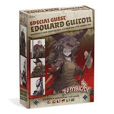 Zombicide - Special Guest Edouard Guiton Cool Mini or Not | Cardboard Memories Inc.