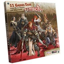Zombicide - Game Tiles from Black Plague and Wulfsburg Cool Mini or Not | Cardboard Memories Inc.