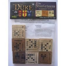 Duke - Musketeers Expansion Pack Catalyst Games | Cardboard Memories Inc.