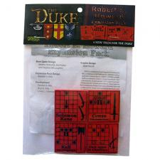 Duke - Robert E. Howard Expansion Pack Catalyst Games | Cardboard Memories Inc.