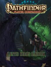Pathfinder Player Companion - Haunted Heroes Handbook Paizo | Cardboard Memories Inc.