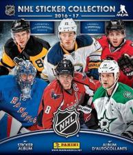 2016-17 Panini NHL Hockey Sticker Album Panini | Cardboard Memories Inc.