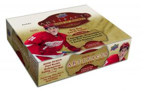 2016-17 Upper Deck Artifacts Hockey Hobby Box Upper Deck | Cardboard Memories Inc.