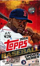 2016 Topps Baseball Update Series Hobby Box Topps | Cardboard Memories Inc.