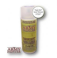Army Painter - Colour Primer Satin Varnish The Army Painter | Cardboard Memories Inc.