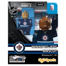 NHL OYO Winnipeg Jets Mascot Oyo Sports | Cardboard Memories Inc.