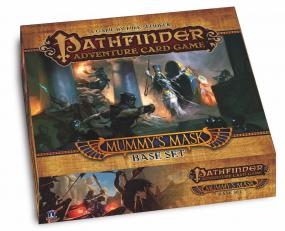 Pathfinder Adventure Card Game - Mummy's Mask Base Set Paizo | Cardboard Memories Inc.