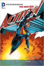 Action Comics: What Lies Beneath Volume 5 Hardcover Action Comics | Cardboard Memories Inc.