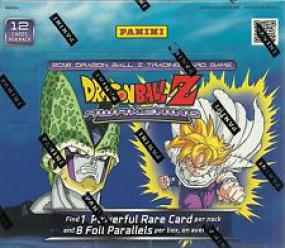 2016 Panini Dragon Ball Z Awakening Booster Box Panini | Cardboard Memories Inc.