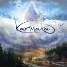 Karmaka Card Game Lumberjacks Studio | Cardboard Memories Inc.
