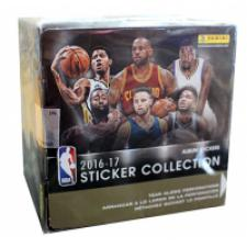2016-17 Panini NBA Basketball Sticker Box Panini | Cardboard Memories Inc.