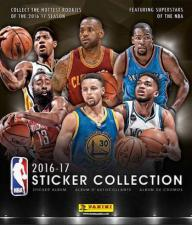2016-17 Panini NBA Basketball Sticker Album Panini | Cardboard Memories Inc.