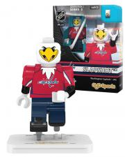 NHL OYO Washington Capitals Slapshot Mascot Oyo Sports | Cardboard Memories Inc.