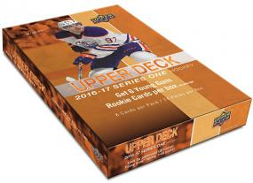 2016-17 Upper Deck Series 1 Hockey Hobby Box Upper Deck | Cardboard Memories Inc.