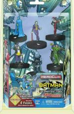 DC HeroClix - Batman and His Greatest Foes - Fast Forces Pack Wizkids | Cardboard Memories Inc.