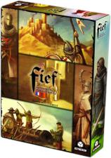 Fief - France 1429 Expansion Packs Asyncron Games | Cardboard Memories Inc.