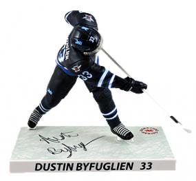 2016 Import Dragon Figures - Special Edition Dustin Byfuglien Import Dragon Figures | Cardboard Memories Inc.