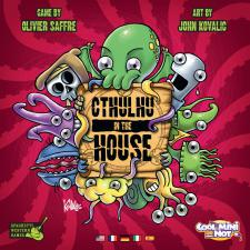 Cthulhu in the House Cool Mini or Not | Cardboard Memories Inc.