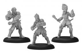 Warmachine- Cygnar Stormsmith Grenadiers Unit PIP 31124 Privateer Press | Cardboard Memories Inc.
