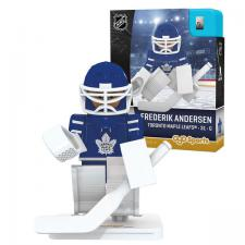 NHL OYO Toronto Maple Leafs Frederik Andersen Oyo Sports | Cardboard Memories Inc.