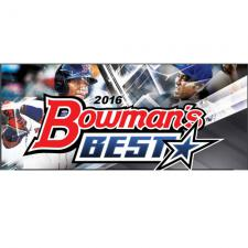2016 Topps Bowman's Best Baseball Hobby Box Topps | Cardboard Memories Inc.