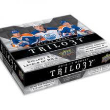 2016-17 Upper Deck Trilogy Hockey Hobby Box Upper Deck | Cardboard Memories Inc.