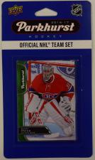 2016-17 Parkhurst NHL Hockey Team Set - Montreal Canadiens Upper Deck | Cardboard Memories Inc.