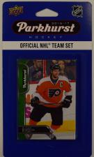 2016-17 Parkhurst NHL Hockey Team Set - Philadelphia Flyers Upper Deck | Cardboard Memories Inc.