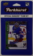 2016-17 Parkhurst NHL Hockey Team Set - New York Rangers Upper Deck | Cardboard Memories Inc.