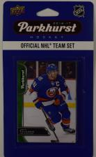 2016-17 Parkhurst NHL Hockey Team Set - New York Islanders Upper Deck | Cardboard Memories Inc.