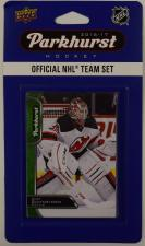 2016-17 Parkhurst NHL Hockey Team Set - New Jersey Devils Upper Deck | Cardboard Memories Inc.