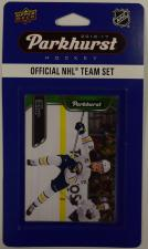2016-17 Parkhurst NHL Hockey Team Set - Buffalo Sabres Upper Deck | Cardboard Memories Inc.