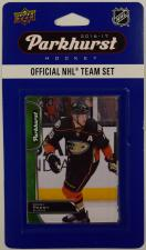 2016-17 Parkhurst NHL Hockey Team Set - Anaheim Ducks Upper Deck | Cardboard Memories Inc.