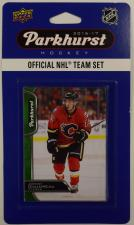 2016-17 Parkhurst NHL Hockey Team Set - Calgary Flames Upper Deck | Cardboard Memories Inc.