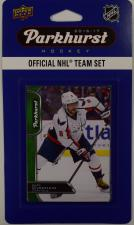 2016-17 Parkhurst NHL Hockey Team Set - Washington Capitals Upper Deck | Cardboard Memories Inc.