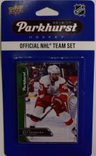2016-17 Parkhurst NHL Hockey Team Set - Detroit Red Wings Upper Deck | Cardboard Memories Inc.