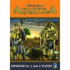 Agricola 5-6 Player Expansion Mayfair Games | Cardboard Memories Inc.