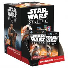 Star Wars Destiny Dice and Card Game - Booster Box Fantasy Flight Games | Cardboard Memories Inc.