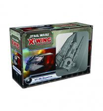 Star Wars X-Wing Expansion Pack - VT-49 Decimator Fantasy Flight Games | Cardboard Memories Inc.