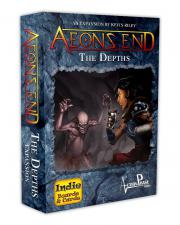 Aeon's End - The Depths Expansion Indie Board and Cards | Cardboard Memories Inc.