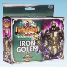 Super Dungeon Tactics - Iron Golem Mini-Boss Blister Ninja Divison | Cardboard Memories Inc.