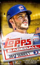 2017 Topps Series 1 Baseball Hobby Box Topps | Cardboard Memories Inc.