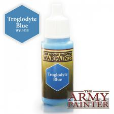 Army Painter Warpaints - Troglodyte Blue WP1458 The Army Painter | Cardboard Memories Inc.