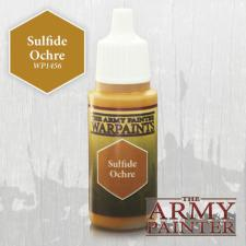 Army Painter Warpaints - Sulfide Ochre WP1456 The Army Painter | Cardboard Memories Inc.